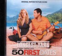 50 FIRST DATES 50回目のファーストキス THE LONGEST YARD ロンゲスト・ヤード