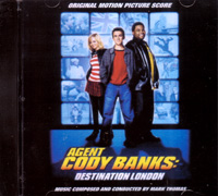 AGENT CODY BANKS : DESTINATION LONDON エージェント・コーディー2 ミッション IN LONDON