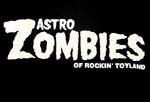ASTRO ZOMBIES / ロゴTシャツ(モノクロ版)