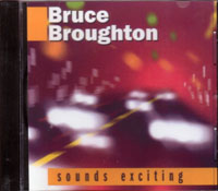 BRUCE BROUGHTON -SOUNDS EXCITING- オムニバス作品