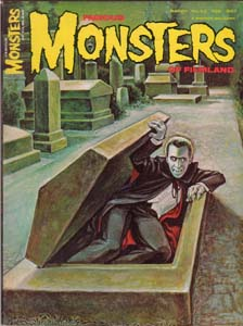 FAMOUS MONSTERS OF FILMLAND #43