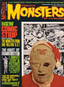 FAMOUS MONSTERS OF FILMLAND #48