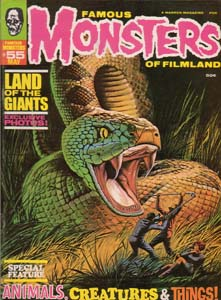 FAMOUS MONSTERS OF FILMLAND #55