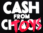 ASTRO ZOMBIES / CASH FROM TOYS Tシャツ