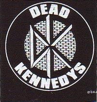 DEAD KENNEDYS縦:約10センチ 横:約10センチ