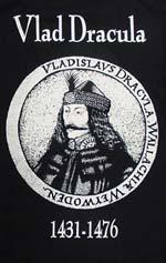 「ヴラド伯爵」 Vlad Dracula