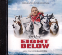 EIGHT BELOW 南極物語