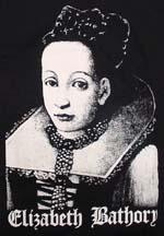 「エリザベス・バートリ」 ELIZABETH BATHORY