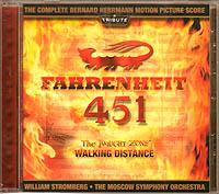 FAHRENHEIT 451 華氏451 THE TWILIGHT ZONE 「WALKING DISTANCE」 2作収録