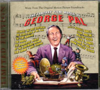 THE FANTASY FILM MUSIC OF GEORGE PAL
