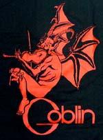 「ゴブリン」 GOBLIN *イタリアンホラー映画 の音楽でおなじみ。