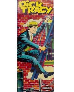 POLAR LIGHTS DICK TRACY