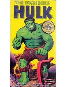 POLAR LIGHTS HULK