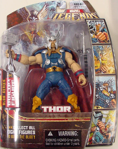 HASBRO MARVEL LEGENDS 2 THOR