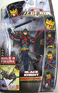 HASBRO MARVEL LEGENDS 3 BLACK KNIGHT