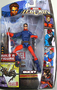 HASBRO MARVEL LEGENDS 3 BUCKY