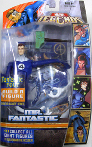 HASBRO MARVEL LEGENDS FANTASTIC FOUR SERIES Mr.FANTASTIC