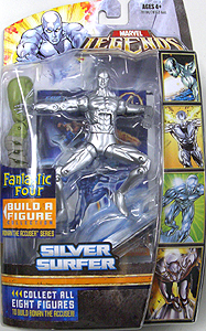 HASBRO MARVEL LEGENDS FANTASTIC FOUR SERIES SILVER SURFER