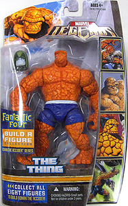 HASBRO MARVEL LEGENDS FANTASTIC FOUR SERIES THE THING
