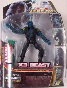 HASBRO MARVEL LEGENDS 1 X-MEN 3 BEAST