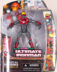 HASBRO MARVEL LEGENDS 1 ULTIMATE IRONMAN マスク被り
