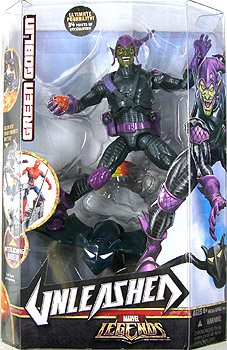 HASBRO MARVEL LEGENDS UNLEASHED GREEN GOBLIN