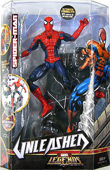 HASBRO MARVEL LEGENDS UNLEASHED SPIDER-MAN