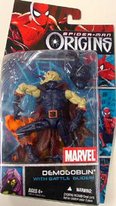HASBRO SPIDER-MAN ORIGINS DEMOGOBLIN