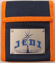 STAR WARS USA ディズニーテーマパーク限定 JEDI TRAINING ACADEMY 折り畳み財布