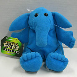 KENNER STAR WARS BUDDIES MAX REBO
