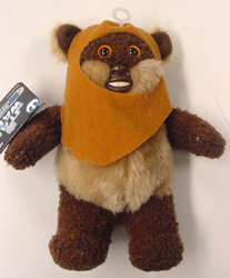 KENNER STAR WARS BUDDIES WICKET THE EWOK