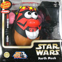 STAR WARS USA ディズニーテーマパーク限定 Mr.ポテトヘッド DARTH MASH