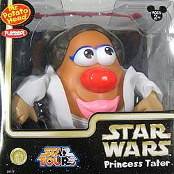 STAR WARS USA ディズニーテーマパーク限定 Mr.ポテトヘッド PRINCESS TATER