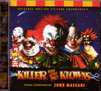 KILLER KLOWNS FROM OUTER SPACE キラークラウン