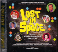 LOST IN SPACE 40TH ANNIVERSARY EDITION 宇宙家族ロビンソン