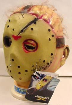 ドンポスト製 JASON X ラバーマスク #2