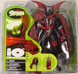 McFARLANE IMAGE 10th ANNIVERSARY SERIES 10th SPAWN 香港版