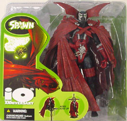 McFARLANE IMAGE 10th ANNIVERSARY SERIES 10th SPAWN US版