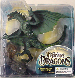 McFARLANE McFARLANE'S DRAGONS SERIES 2 BERSERKER CLAN DRAGON