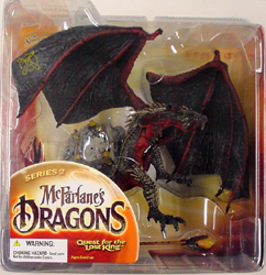 McFARLANE McFARLANE'S DRAGONS SERIES 2 SORCERERS CLAN DRAGON