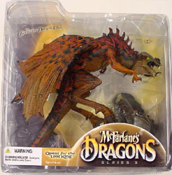 McFARLANE McFARLANE'S DRAGONS 3 BERSERKER CLAN DRAGON