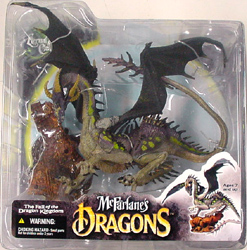 McFARLANE McFARLANE'S DRAGONS SERIES 4 ETERNAL DRAGON CLAN 4