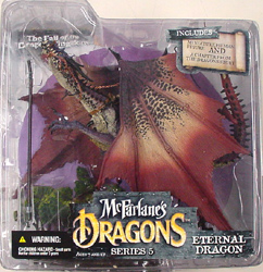 McFARLANE McFARLANE'S DRAGONS SERIES 5 ETERNAL DRAGON CLAN 5