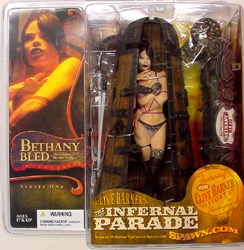 McFARLANE THE INFERNAL PARADE BETHANY BLED