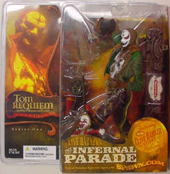 McFARLANE THE INFERNAL PARADE TOM REQUIEM