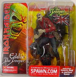 McFARLANE IRON MAIDEN EDDIE FROM THE TROOPER