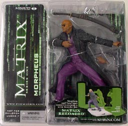 McFARLANE MATRIX SERIES 1 MORPHEUS