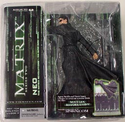 McFARLANE MATRIX SERIES 2 NEO