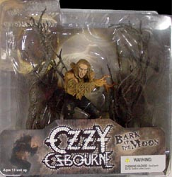 McFARLANE OZZY OZBOURNE BARK AT THE MOON