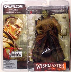 McFARLANE MOVIE MANIACS 5 WISHMASTER DJINN